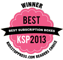 Best Subscription Box for Kids