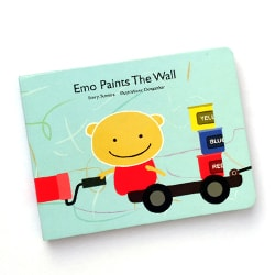 Flintobox Jr. Colour Scientist - Emo Paints The Wal