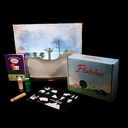 Flintobox Lights and Shadows - Shadow Theatre