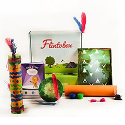 Flintobox The Little Musician - Rain Stick