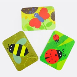 Flintobox Magical Insects - Bug Puzzle