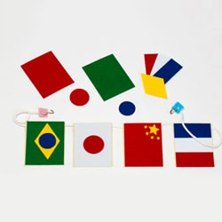 Flintobox World Traveller - Flags Of The World