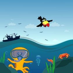 Flintobox Incredible Ocean