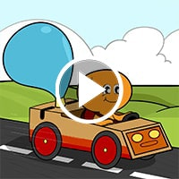 Terrific Transport - Flintobox Theme