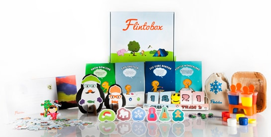 Flintobox - Inside the Box