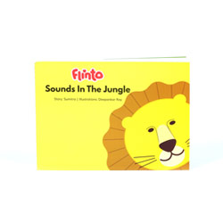 Flintobox Amazing Animals - Sounds In The Jungle