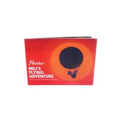 Flintobox Around The World - Mili's Flying Adventure