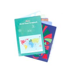 Flintobox Around The World - World Travel Scrapbook