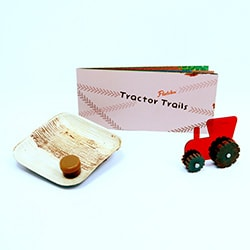 Flintobox Automobile Adventure - Tractor Trails