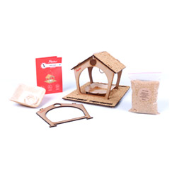 Flintobox Bird Watcher - Bird Feeder