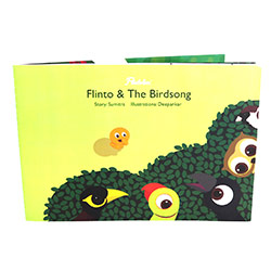 Flintobox Bird Watcher - Flinto & The Birdsong