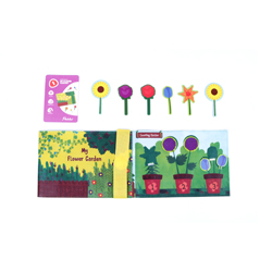Flintobox Garden Explorer - My Flower Garden