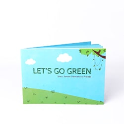 Flintobox Green Warrior - Let's Go Green