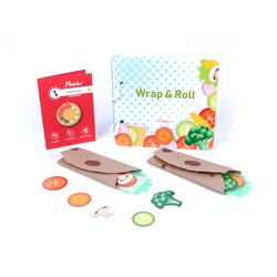 Flintobox Healthy Habits - Wrap & Roll