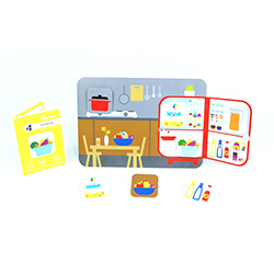 Flintobox House Explorer - Kitchen Fun