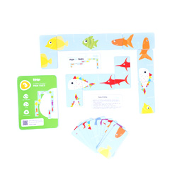 Flintobox Jr. Colour Scientist - Fish Tiles