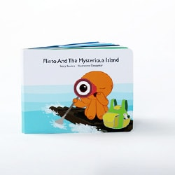 Flintobox Jr Marine Scientist - Flinto And The Mysterious Island