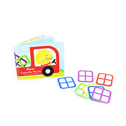 Flintobox Little Architect - Count On The Go