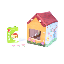 Flintobox Little Architect - Toy House