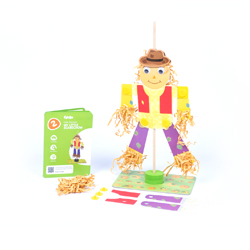 Flintobox Little Harvester - My Little Scarecrow