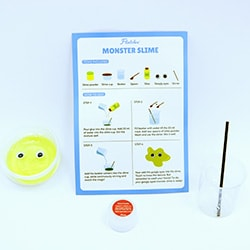 Flintobox The Little Scientist - Monster Slime