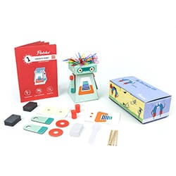 Flintobox Magical Science - Magnetic Robot