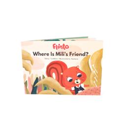 Flintobox Magnificent Nature - Where Is Mili's Friend?
