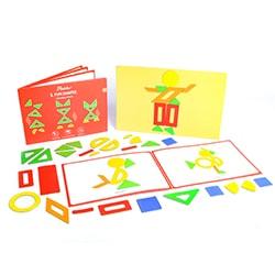 Flintobox Marvellous Maths - Fun Shapes
