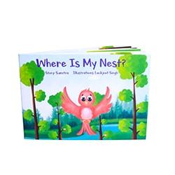 Flintobox Marvellous Maths - Where Is My Nest?