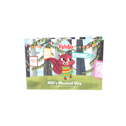 Flintobox Marvellous Musician - Mili's Musical Day