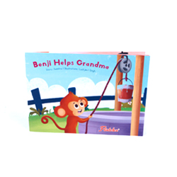 Flintobox Mechanics Mania - Benji Helps Grandma