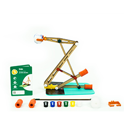 Flintobox Mechanics Mania - Lever Magic