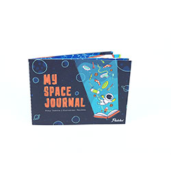 Flintobox Mission Space - My Space Journal