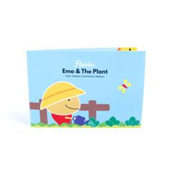 Flintobox Nature Detective -  Emo & The Plant