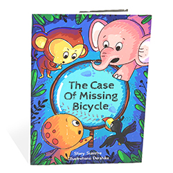 Flintobox Secret Agent - The Case Of Missing Bicycle