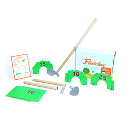 Flintobox Sports Mania - Mini Golf Kit