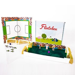 Flintobox Sports Mania - Pom-Pom Football