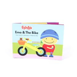 Flintobox Transport Adventure - Emo & The Bike