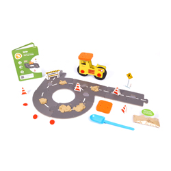 Flintobox Transport Adventure - Fix The Road