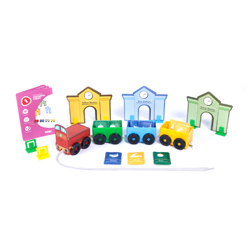 Flintobox Transport Mania - Colourful Cargo