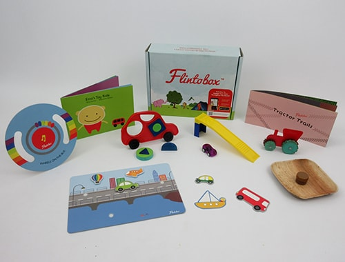 Flintobox Transport Mania