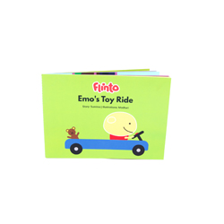 Flintobox Transport Mania - Emo's Toy Ride