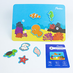 Flintobox Undersea Adventure - My Sea Creatures