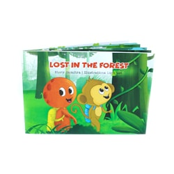Flintobox Wildlife Safari -  Lost In The Forest