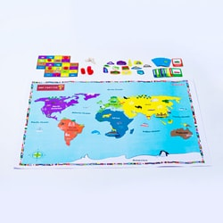 Flintobox World Traveller - Map Trotter